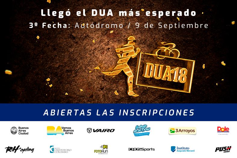 Circuito de Duatlón Ciudad de Buenos Aires 2018